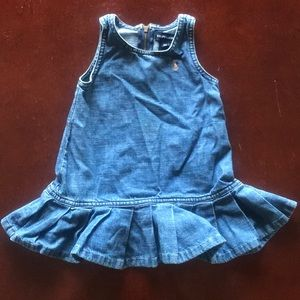 Vintage Ralph Lauren Jean dress